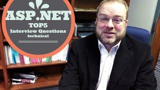 ASP.NET Interview Questions, Technical