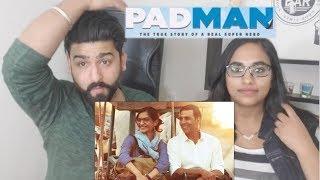 PadMan Trailer Reaction   Akshay Kumar, Radhika Apte, Sonam Kapoor  