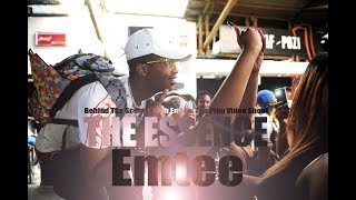 Watch: Behind The Scenes With Emtee -The Plug Video Shoot