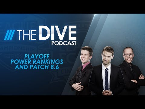 Xxx Mp4 The Dive Playoff Power Rankings And Patch 8 6 Season 2 Episode 11 3gp Sex