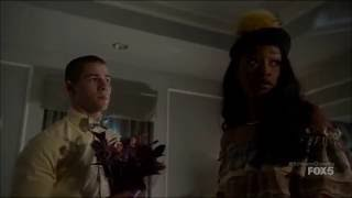 Scream Queens 1x09 - Boone tries to seduce Zayday