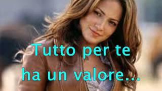 Jennifer Lopez Amor se paga con amor con testo in italiano video by Giovy