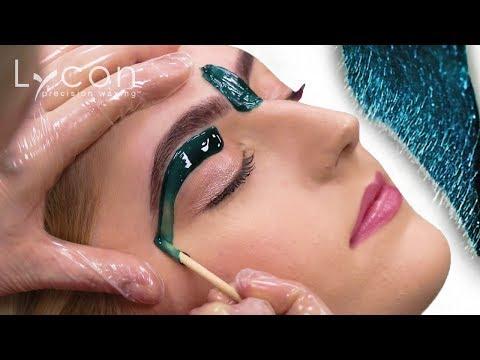 Xxx Mp4 Eyebrow Wax Amp Tint Transformation LYCON Cosmetics 3gp Sex
