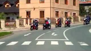 Spanilá jízda - Motosraz Kateřina 2010