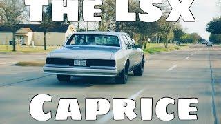 LSX Caprice: Teaser