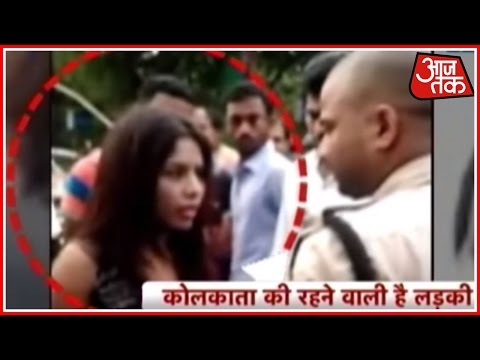 Caught On Camera: High Voltage Drama Of A Girl From Patna