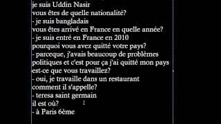 Français Avec Rabbani Leçon n° 39