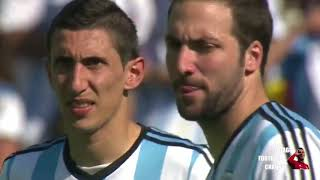 2014 Brazil World Cup Argentina vs Iran ایران آرژانتین