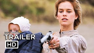 THE STOLEN Official Trailer (2018) Alice Eve Action Movie HD