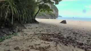 Desert Island Camping The Philippines- In Search of Paradise