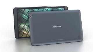 Walpad 10B Full hands on review Walton Pad 2017 ওয়ালটন ট্যাব