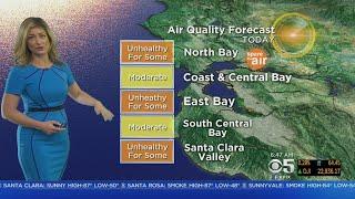 Monday Morning Forecast With Neda Iranpour