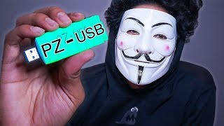 I AM THE GAMEMASTER (PROJECT ZORGO USB DRIVE)