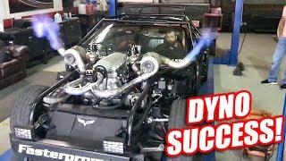 Turbocharging Leroy Ep.7 - 1000+hp ACHIEVED! (Dyno Part 2)