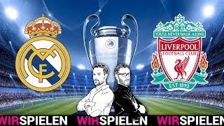 Champions-League-Finale 2018: Real Madrid vs. FC Liverpool   WIRSPIELEN