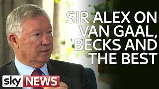 Sir Alex Ferguson Interview