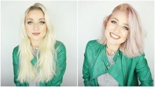 Makeover - mein neuer Haarschnitt und Farbe, Profitipps vom Friseur   OlesjasWelt