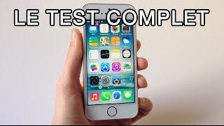 iPhone 5s : Le test complet - Photo & Video, Touch ID, la 4G, Rapidité