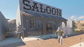 Old West Saloon Survival! (BO3 Custom Zombies)