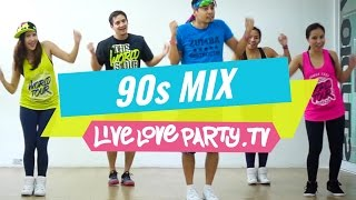 90s Mix | Zumba® | Live Love Party