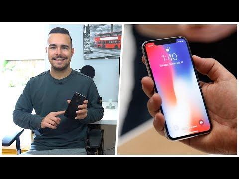 Apple iPhone X , iPhone 8 & 8 Plus: Meine Meinung & Ersteindruck (Deutsch)   SwagTab