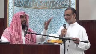 SAWAL JAWAB MASJID SHATI BALAD SHAIKH FASIHUDDIN HAFIZULLAH 22.5.2015