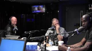 Doing Jason Statham to Jason Statham - @OpieRadio @JimNorton