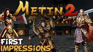 """Metin2 First Impressions """"Is It Worth Playing?"""""""