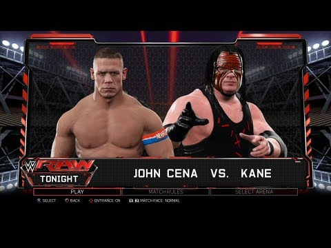 Xxx Mp4 WWE 2K17 PS3 Gameplay John Cena VS Kane 60FPS FullHD 3gp Sex