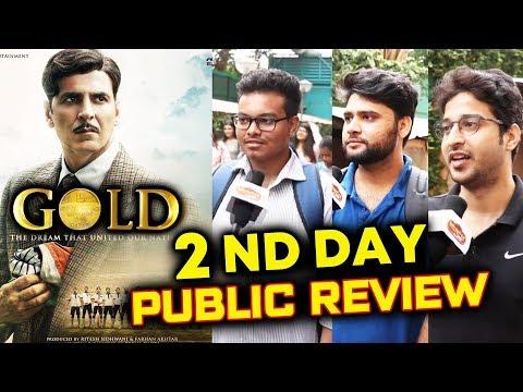 Xxx Mp4 GOLD PUBLIC REVIEW SECOND DAY Multiplex Theater Akshay Kumar Mouni Roy 3gp Sex
