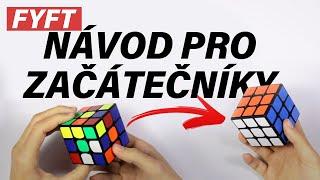Jak složit Rubikovu kostku - návod pro začátečníky [FYFT.cz]