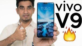 vivo V9 Hindi Review: Should you buy it in India? [Hindi हिन्दी]