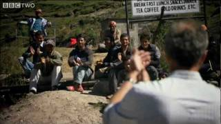 Cricket in the Himalayas - Top Gear - India Special - BBC Two