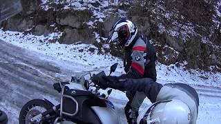4 MOTO TROPPE CADUTE! Bmw r 1200 gs adventure 2017