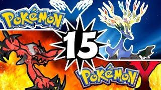 Pokémon X et Y : Cornélia... nous voilà ! - Ép. 15