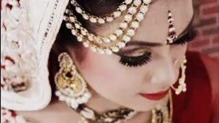 Exclusive Bridal Makeup by Shefa Ahmed Shaju I Asian wedding Make over