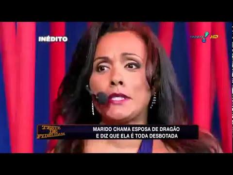 Sedutoras Renata & Chris - Teste de Fidelidade - 20/09/2015 - (HD)