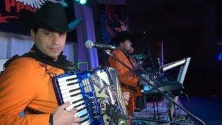 VIDEO OFICIAL - LOS CHARROS DE LUCHITO Y RAFAEL - ANDO DE BORRACHERA - EN VIVO - CUMBRE RANCHERA