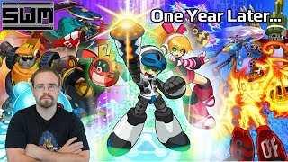 A Year After Release, Mighty No. 9 Backers Are Finally Getting Their Rewards...