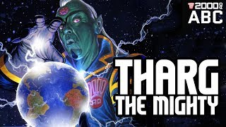 The 2000 AD ABC #97: Tharg the Mighty