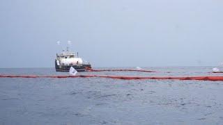 "New machine fights against ""garbage island"" in Honduran sea"