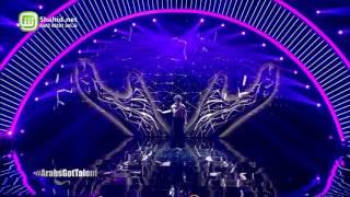 Arabs Got Talent- عرض النصف نهائيات – بيار جعجع