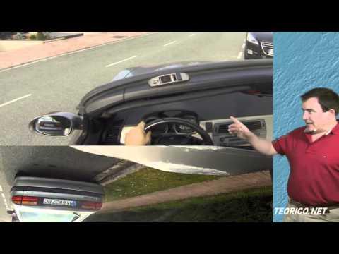 Aprender a estacionar. Permiso De Conducir B. Teórica.