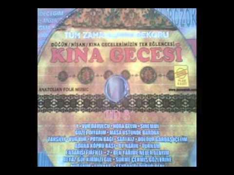 KINA GECESI OYUN HAVALARI CD 3 KOMPLE ALBUM KESINTISIZ 53 DAKIKALIK OYUN HAVALARI