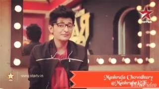 Darshan Raval VM  on his sweet moments    Mashrufa Chowdhury   