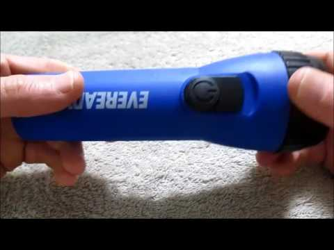 Xxx Mp4 Low Cost Eveready LED Flashlight Review 3gp Sex
