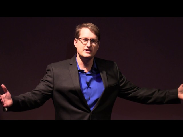 What's a brain like you doing in a classroom like this? | Mark Pitzer | TEDxEastsidePrep