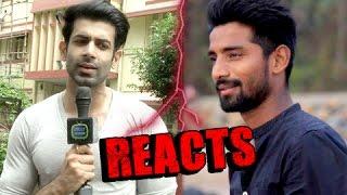 Namik Paul aka Shravan Reacts on Director Aijaz Shaikh Controversy | Ek Duje Ke Vaaste