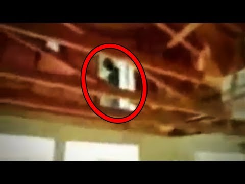 Xxx Mp4 11 SCARY Ghost Sightings Caught On Tape In Abandoned Places 3gp Sex