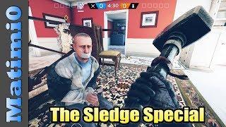 The Sledge Special - Rainbow Six Siege